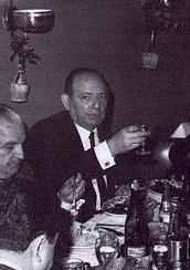 Santo Trafficante Jr. together with Carlos Marcello (left)